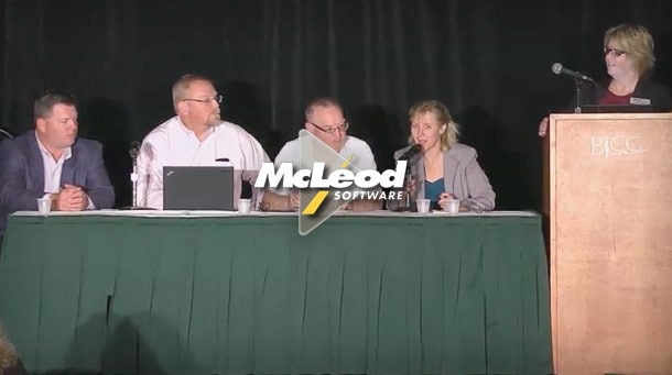 McLeod video image